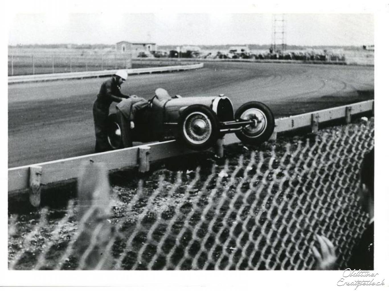 DIV Ersatzteile für Bugatti 1900-1930 - 1/1