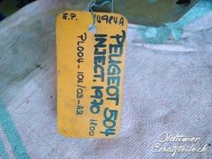 Einspritzpumpe für Peugeot 504 1800 1970