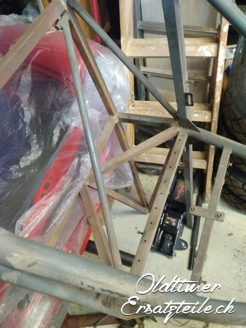 Formel Ford Chassis LM10 Produktion - 1/4