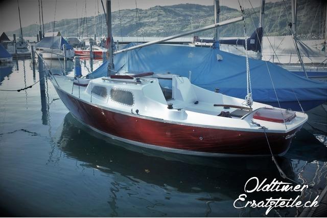 Hurley 22 Segelboot - 1/8