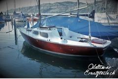 Hurley 22 Segelboot