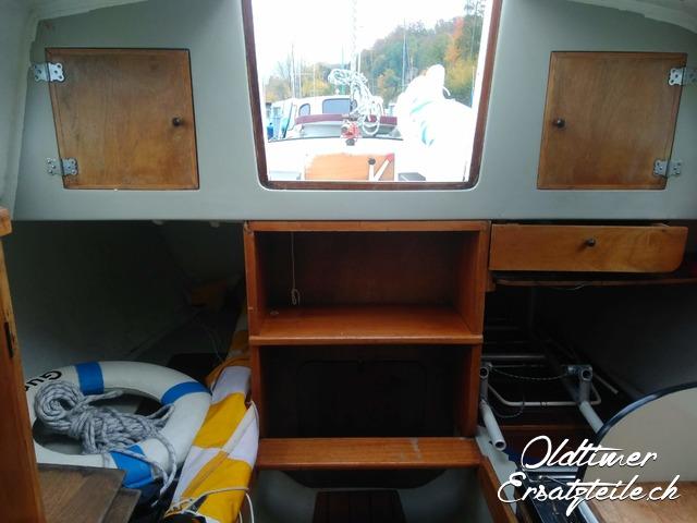 Hurley 22 Segelboot - 2/8