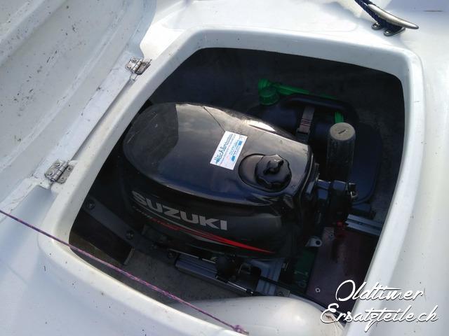 Hurley 22 Segelboot - 8/8
