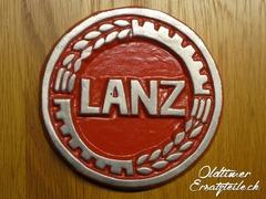 Schild Lanz