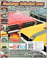 Ersatzteilkatalog Mercury Cougar 1967-1973
