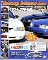 Ersatzteilkatalog für Ford Mustang 1974 - 2004